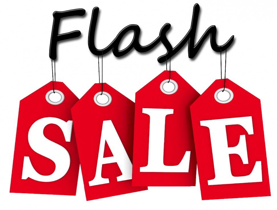 Ventes flash 48h chez 2fdeal !